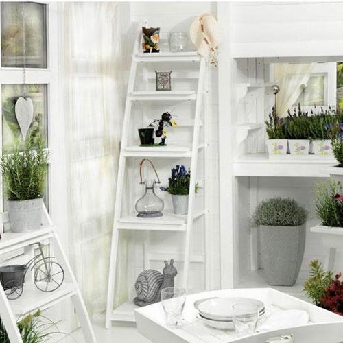 trendline etajera 180 cm alb piese de mobilier pentru balcon. Black Bedroom Furniture Sets. Home Design Ideas
