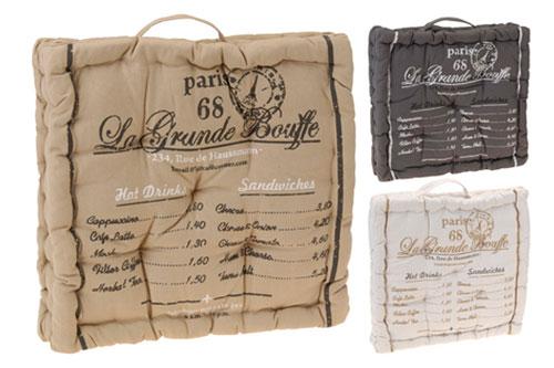 15 accesorii sic pentru a-ti transforma gradina intr-un spatiu de poveste: Perna Paris