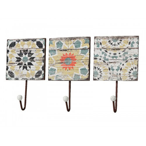 Stilul shabby chic: 18 accesorii decorative incantatoare: Cuiere Rho