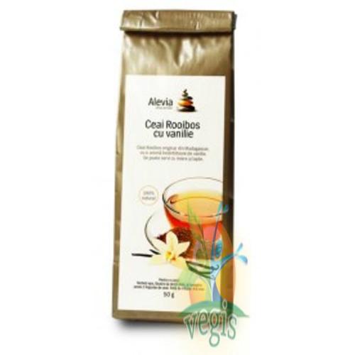 Cu ce ne incalzim toamna acesta: 5 ceaiuri parfumate: Ceai rooibos cu vanilie