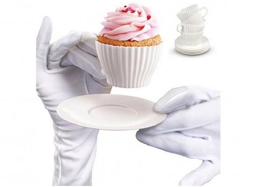 10 ustensile pentru prajituri fabuloase: Set forme cupcakes