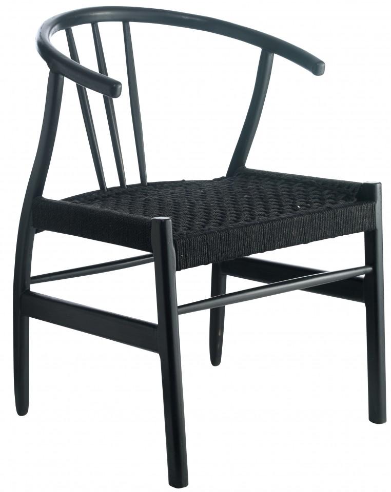 Pentru un dining modern: 13 modele de scaune in tendinte: Scaun din lemn.