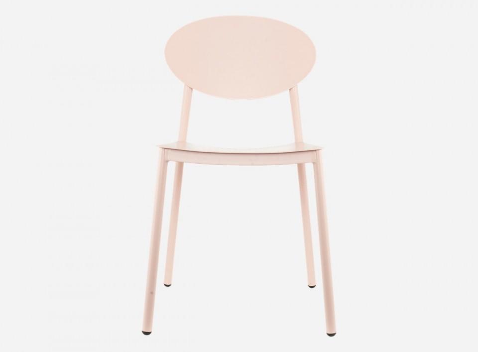 Pentru un dining modern: 13 modele de scaune in tendinte: Scaun din aluminiu Walker