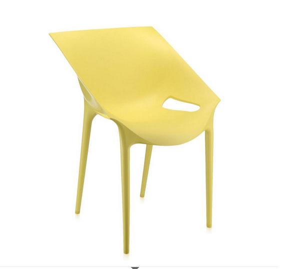 Pentru un dining modern: 13 modele de scaune in tendinte: Scaun KARTELL din polipropilena