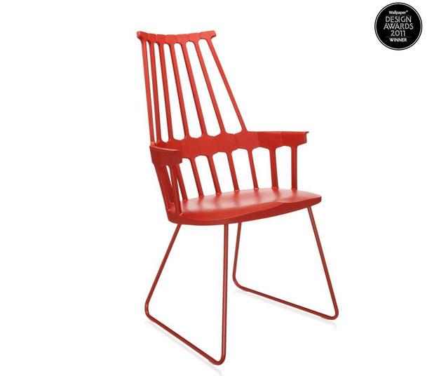 Pentru un dining modern: 13 modele de scaune in tendinte: Scaun Comback