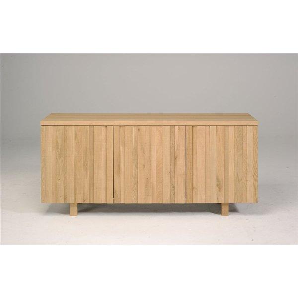 Shopping pentru casa ta: 15 comode cu un design aparte: Comoda cu 3 usi si 2 sertare Bosco