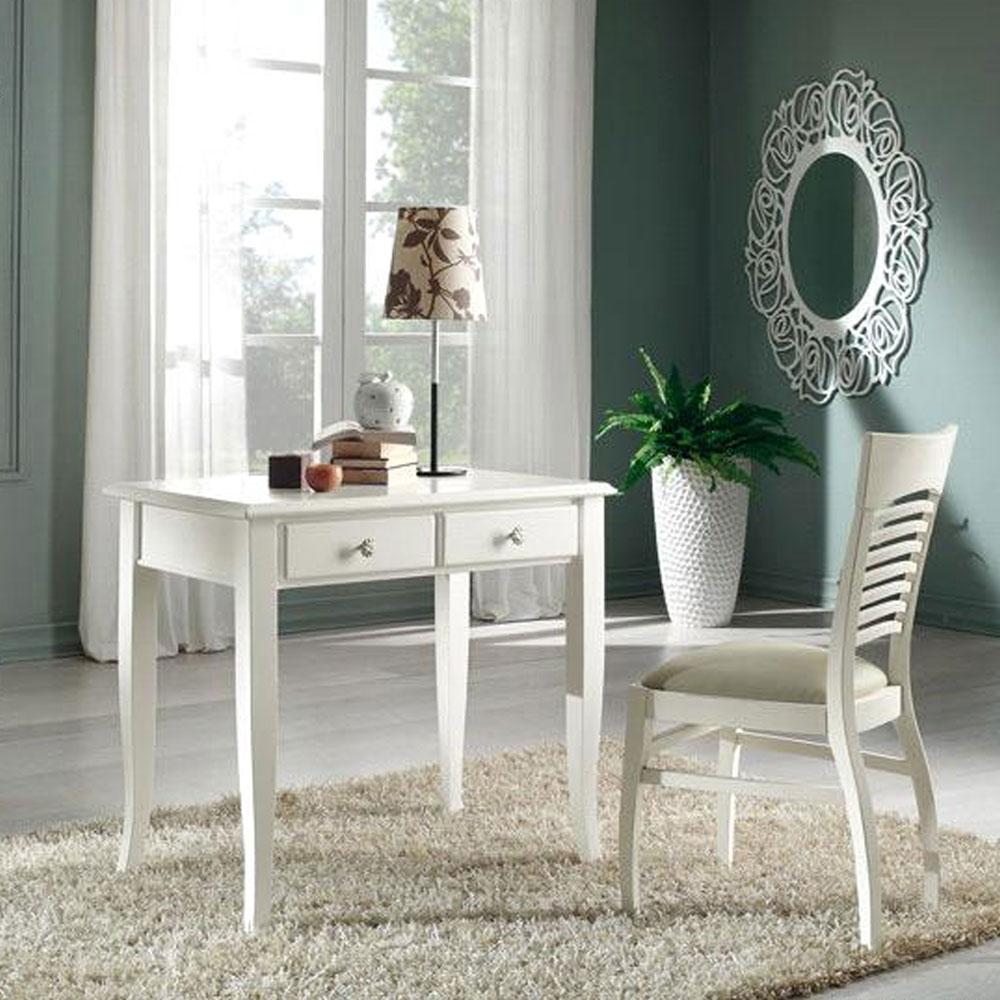 birou alb shopping piese de mobilier sub 2000 lei. Black Bedroom Furniture Sets. Home Design Ideas