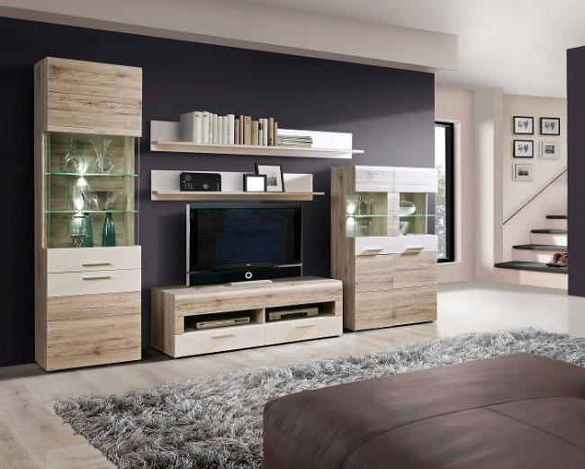 Biblioteca nabou shopping piese de mobilier sub 2000 lei - Mobilier 2000 meubles ...