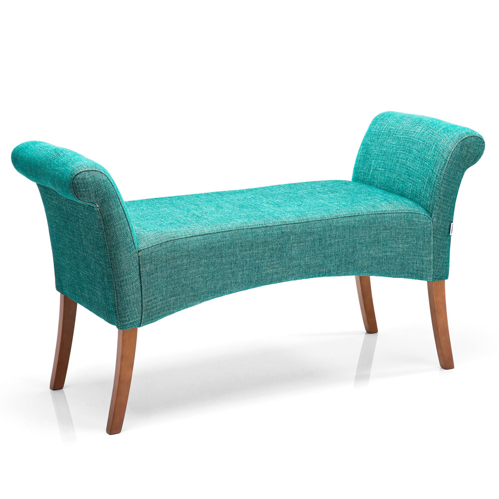 bancuta tapitata motley rhythm shopping piese de mobilier sub 2000 lei. Black Bedroom Furniture Sets. Home Design Ideas