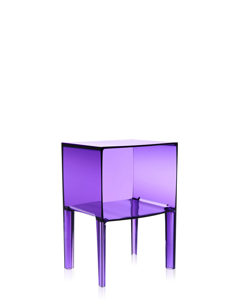 Piese de mobilier sub 2000 lei: Noptiera KARTELL - Ghost Buster