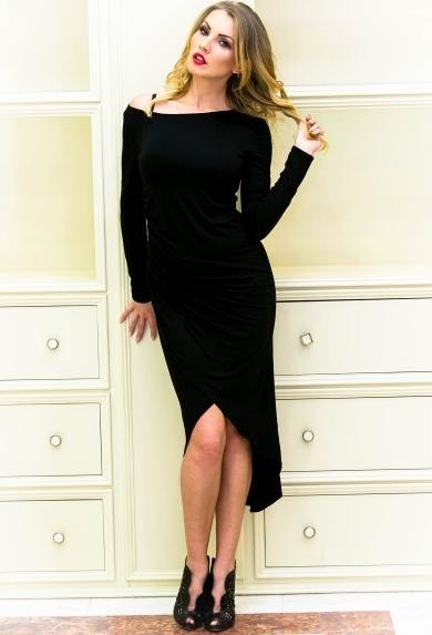 Tinuta de Pasti: 16 sugestii de rochii pentru a arata impecabil in ziua de Pasti: Rochie Daria
