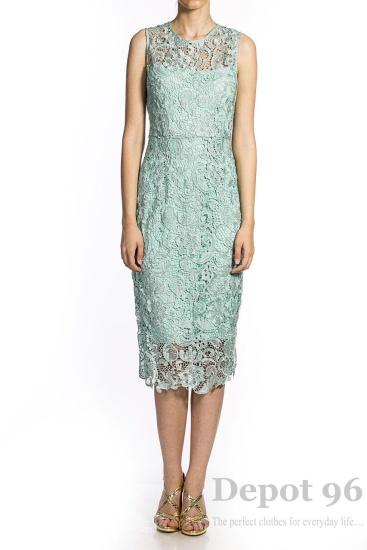 Tinuta de Pasti: 16 sugestii de rochii pentru a arata impecabil in ziua de Pasti: Rochie eleganta din dantela