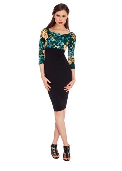 Tinuta de Pasti: 16 sugestii de rochii pentru a arata impecabil in ziua de Pasti: Rochie City Goddess
