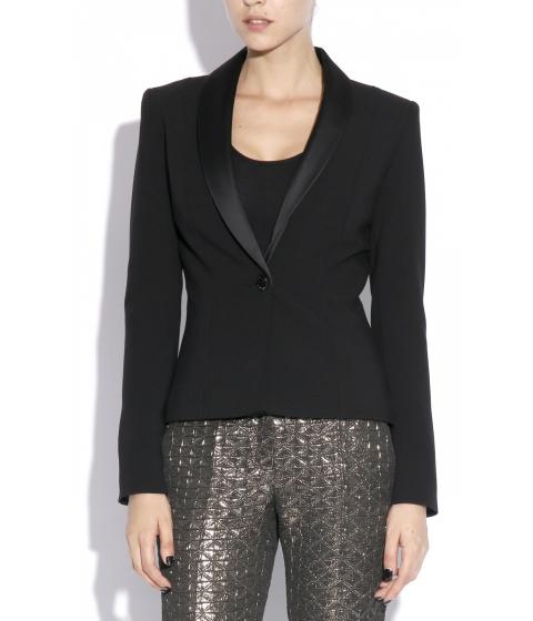Tinuta office: 10 sugestii vestimentare pentru primavara 2016: Sacou negru Nissa