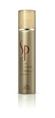 5 Noutati in materie de frumusete si ingrijire: SP LuxeOil KeratinProtectionSpray