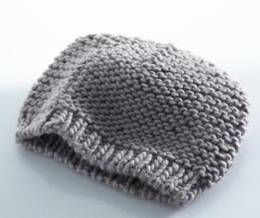 Accesoriile unei doamne: 17 palarii, berete si caciulite pentru iarna: Caciulita tricotata