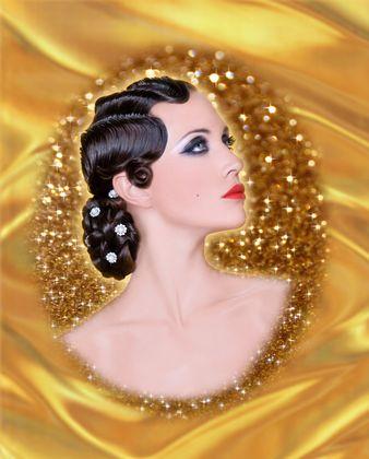 Elegant Tango Look Special Lady Look 10 Coafuri Elegante Pentru