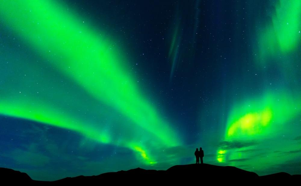 Aurora boreala: Imagini unice cu unul dintre cele mai spectaculoase fenomene optice de pe planeta: O data in viata...