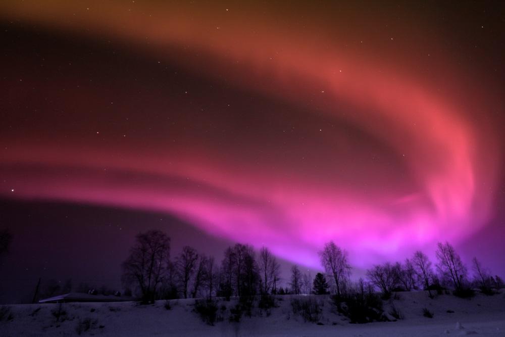 Aurora boreala: Imagini unice cu unul dintre cele mai spectaculoase fenomene optice de pe planeta: Minuni pe cerul Laponiei (Finlanda)
