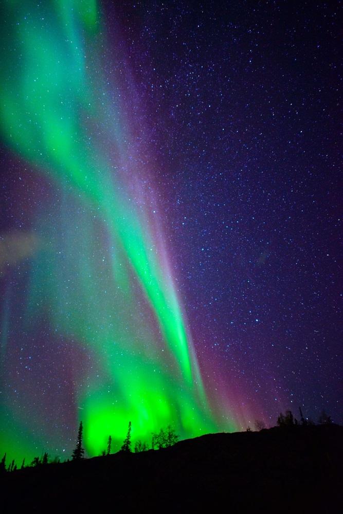 Aurora boreala: Imagini unice cu unul dintre cele mai spectaculoase fenomene optice de pe planeta: Pur si simplu un spectacol care iti taie rasuflarea...