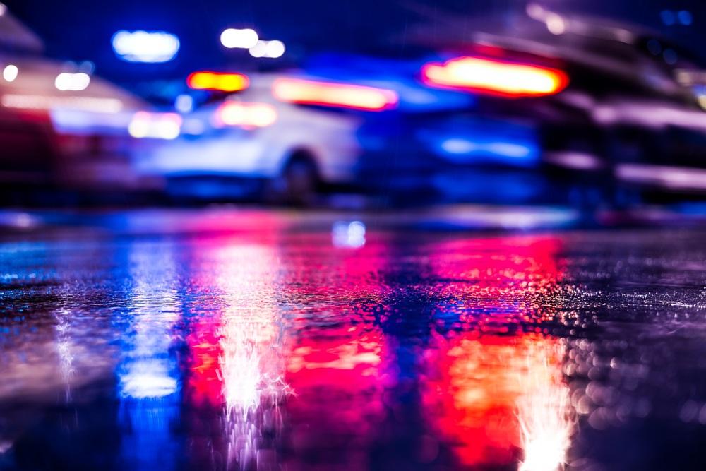 Ploua noaptea in oras: 16 Imagini nocturne feerice cu ploaia si luminile orasului: Le Rouge et le Bleu