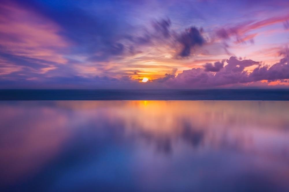 Apus de soare la mare: 19 imagini magnifice, desprinse parca din Paradisul asfintiturilor: Simfonie de culori, terapie pentru ochi si suflet
