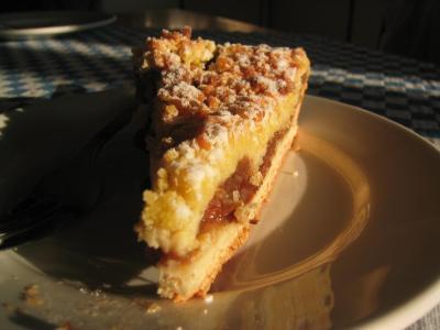 6 prajituri de post deosebit de gustoase: Placinta de mere si nuca macinata
