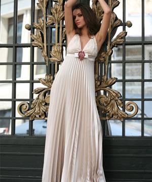 13 rochii superbe pentru Revelion: Bali Collection - Rochie Blanka