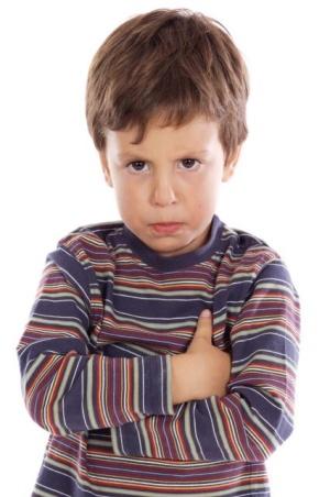 5 tipuri de comportament ale copilului tau: Rasfatatul