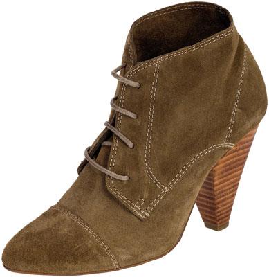 Eleganta toamnei in incaltaminte: 29 modele de pantofi si botine: Ghetute elegante si practice