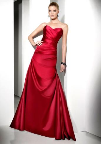25 de Rochii de Seara superbe... TREBUIE sa le vezi!: Lady in Red