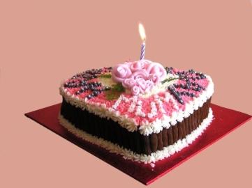 10 Retete de Torturi pentru aniversarea micututlui tau: Tort aniversar Timp de preparare: 50 - min Dificultate: medie Ingrediente: Componente
