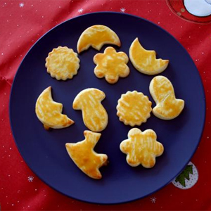 5 retete de dulciuri de post: Cornulete fragede