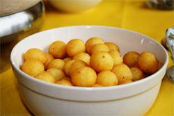 5 retete de salate de post: Salata de cartofi