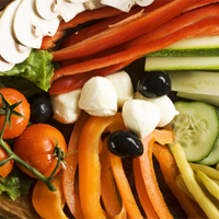 5 retete de salate de post: Salata bulgareasca