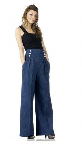 20 de modele de blugi: Jeans D&G
