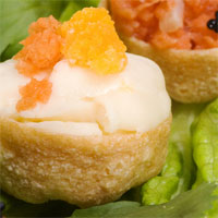 5 aperitive pentru masa de Pasti: Pasta de cas cu ceapa verde