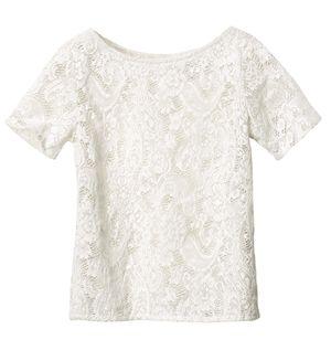 20 de bluze si camasi elegante: Bluza din dantela