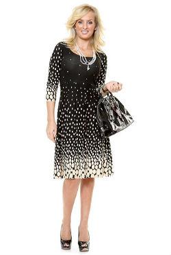 20 de modele de rochii superbe!: Rochie cu buline