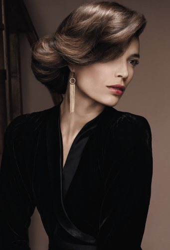 Coafuri frantuzesti in tendinte in 2012: Eleganta suprema a cocului