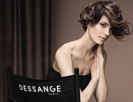 Coafuri frantuzesti in tendinte in 2012: Coafura glamour urbana