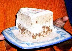 5 retete de tort pentru masa de Revelion: Tort rece