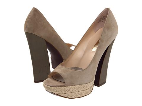 In tendinte: 25 de modele de pantofi superbi, cu toc: Pantofi decupati