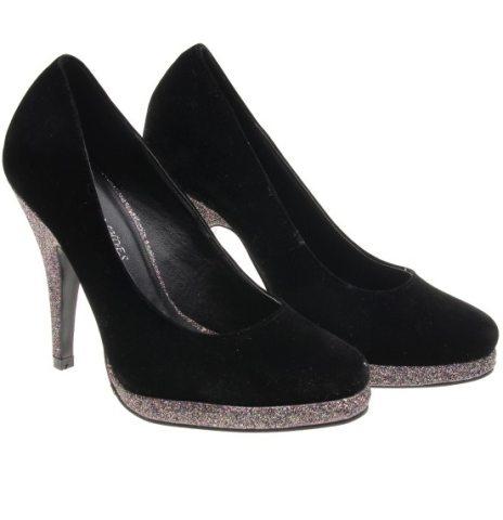 In tendinte: 25 de modele de pantofi superbi, cu toc: Pantofi de dama Black Feeling Good