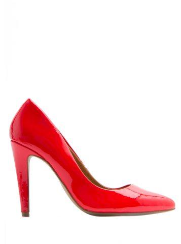 In tendinte: 25 de modele de pantofi superbi, cu toc: Pantofi rosii