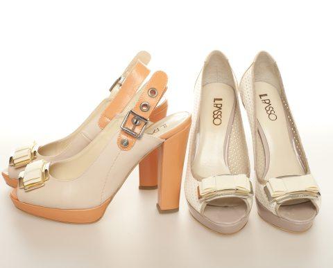 In tendinte: 25 de modele de pantofi superbi, cu toc: Pantofi cu toc portocaliu
