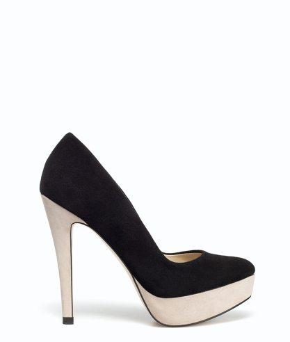 In tendinte: 25 de modele de pantofi superbi, cu toc: Pantofi Zara