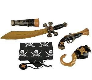 15 idei de cadouri pentru copii: de la Iepurasul de Pasti: Joaca de-a piratii