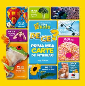 15 idei de cadouri pentru copii: de la Iepurasul de Pasti: Carte