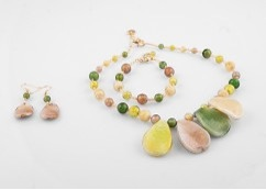 15 bijuterii absolut superbe, pentru femei romantice: Set Luana de la MIlefiori
